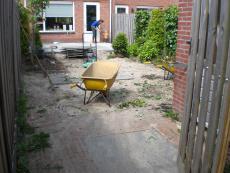 Sierbestrating uit de regio Spijkenisse